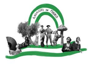 8M Mujeres andaluzas en Madrid