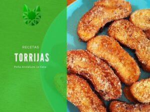 Torrijas - Peña Andaluza La Gata