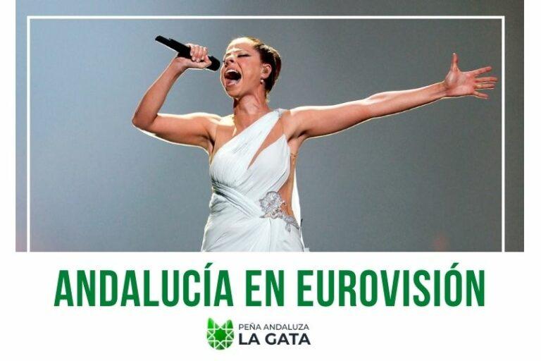 Andalucía en Eurovisión